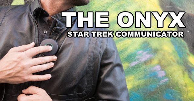 The-Star-Trek-communicator-is-real-The- Onyx Enterprise Kommunikator