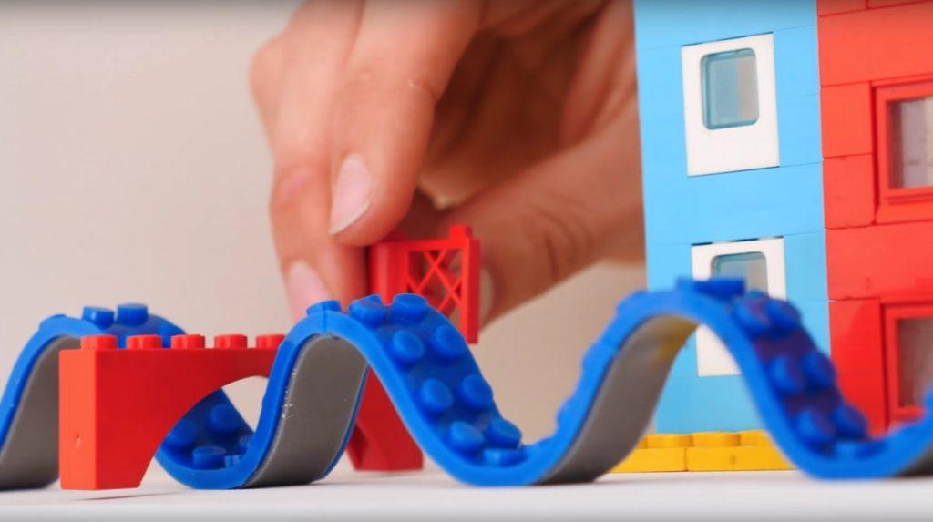 lego band wird die welt verändern legosteine