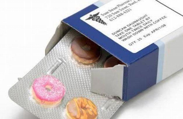 Donut Tabletten