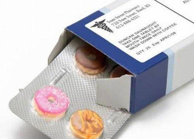 Donut Tabletten gibt es jetzt auch auf Rezept. Krank sein macht wieder Spaß