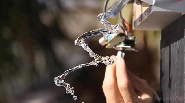Atemberaubende Wasser Sound Experimente