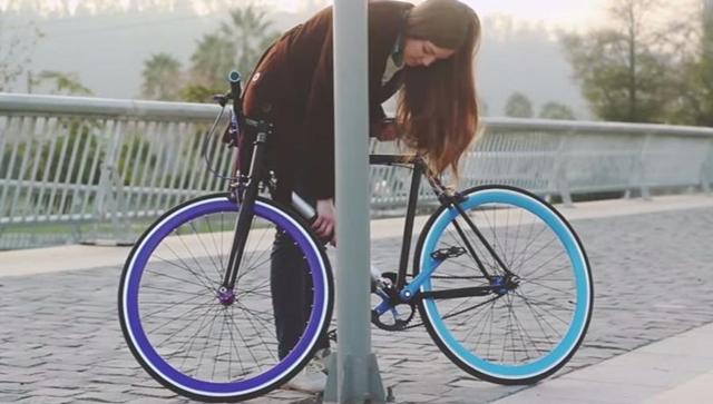 The Unstealable Bike by Yerka (Prototype)
