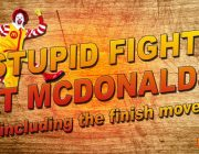 McDonalds Breakfast Degenerates Epic Breakfast Fight at McDonalds