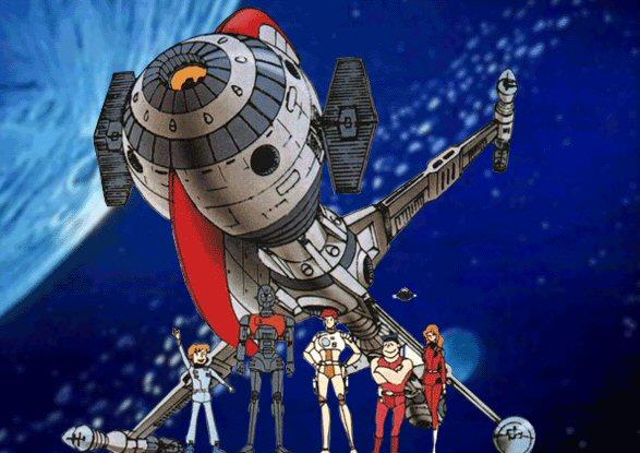 Captain Future Deutsche Realverfilmung der Animeserie kommt zurück