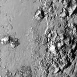 Ausserirdische Alpen - Nasa-Sonde entdeckt riesiges Eisgebirge auf Pluto