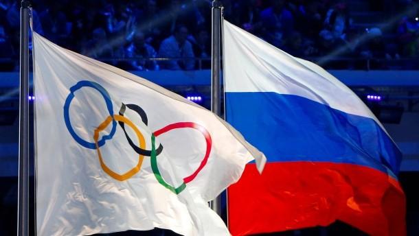 Doping-Affäre: IAAF Weltverband sperrt russische Leichtathleten für Olympische Spiele