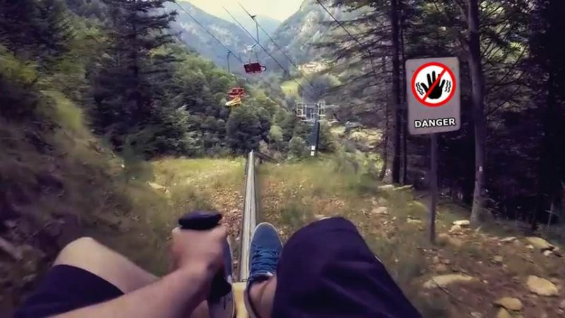 Bergbahn Alpe Campo di Rimasco