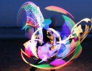 Hyperion Loop Looks Like LED Hula Hoop Hier Kaufen Bilder Videos Toys