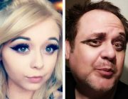 Selfie Wahnsinn Vater veräppelt seine Tochter Burr Martin therealburrmartin instagram Selfies 2