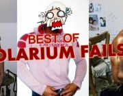 Solarium Fails Extrem Crazy People Collection