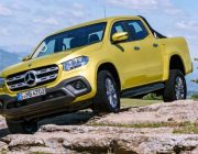Mega-Panne bei neuem Mercedes Pick-up X350d