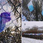 87-jährige Frau verbrachte Monate damit, 75 Mützen zu stricken, um Fremde diesen Winter warm zu halten