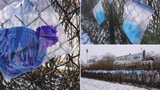 87 jährige Frau verbrachte Monate damit 75 Mützen zu stricken um Fremde diesen Winter warm zu halten